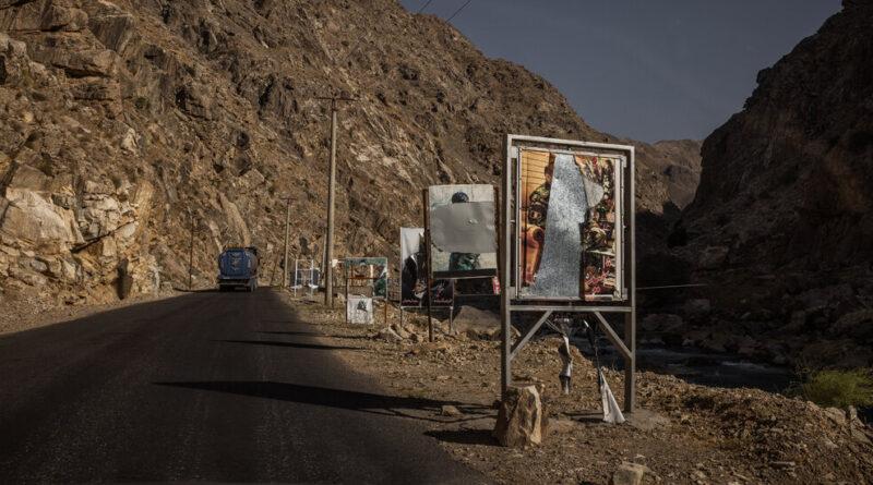 Au Panjshir, peu de signes d'une résistance active ou de combat du tout