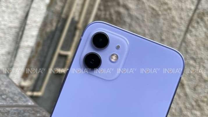 Inde Tv - iphone 12