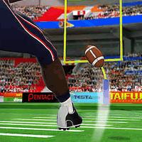 Coups de pied de football américain