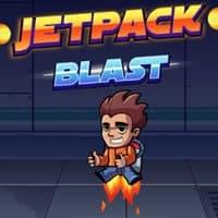 Explosion de jetpack