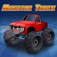 Jeu de camion monstre