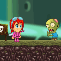 Ninja Kid contre Zombies