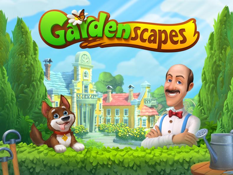 Paysages de jardins