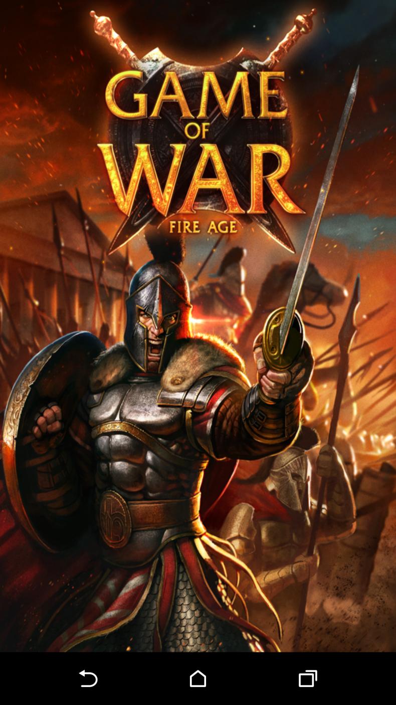 Jeu de guerre: l'âge du feu