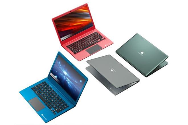 Le nouveau notebook ultra-mince Gateway 11 pouces.