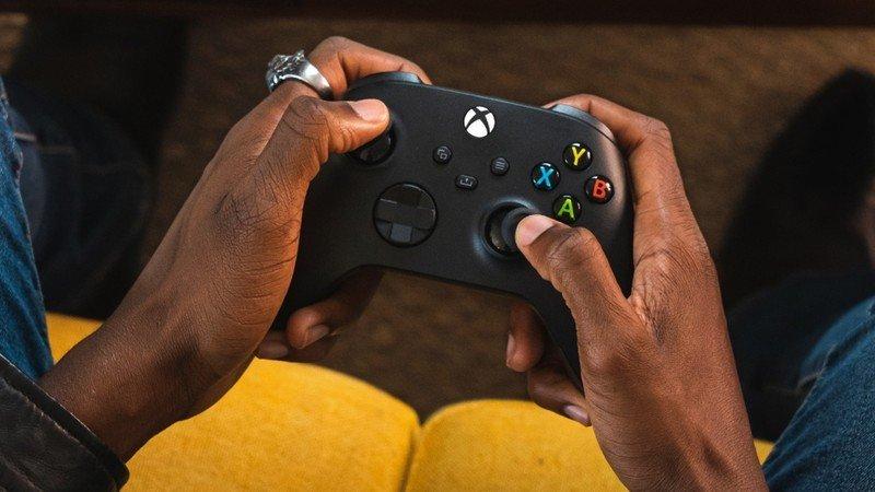Héros de la manette Xbox Core