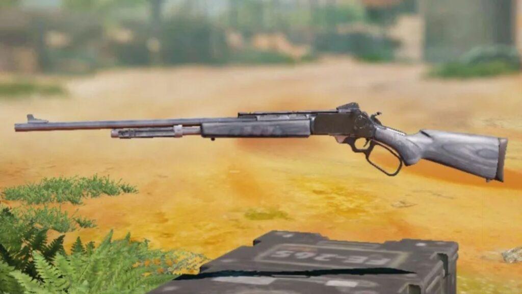 carabine mk2 en cabillaud mobile