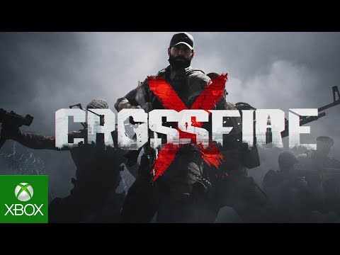 CrossfireX - E3 2019 - Annonce Bande Annonce