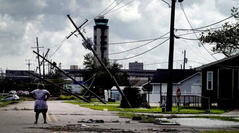 Entergy a combattu les règles climatiques.  Maintenant, la Nouvelle-Orléans est dans le noir