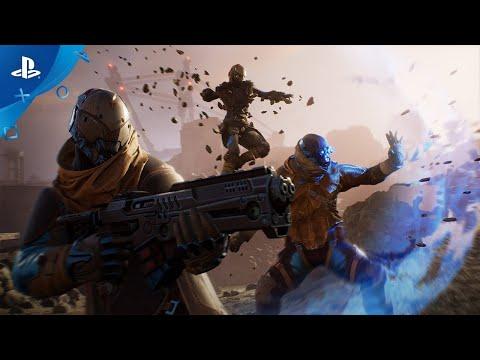 Outriders - Bande-annonce de révélation du gameplay    PS5, PS4