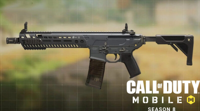 M13 in CoD Mobile