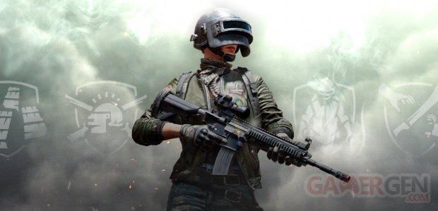 PlayerUnknown's Battlegrounds Maitrise d'Armes 1