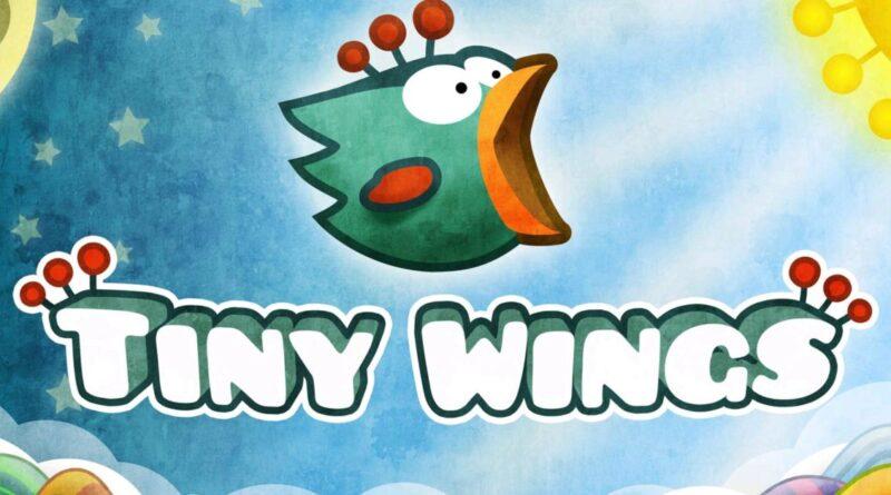 Le jeu iOS classique « Tiny Wings » bientôt disponible sur Apple Arcade