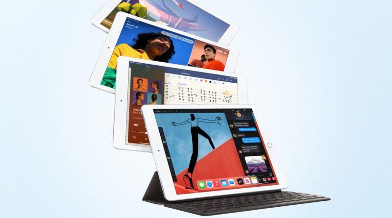 Nouvel iPad, iPhone 13, Apple Watch 7 Détails