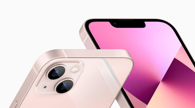 iPhone 13 Apple keynote