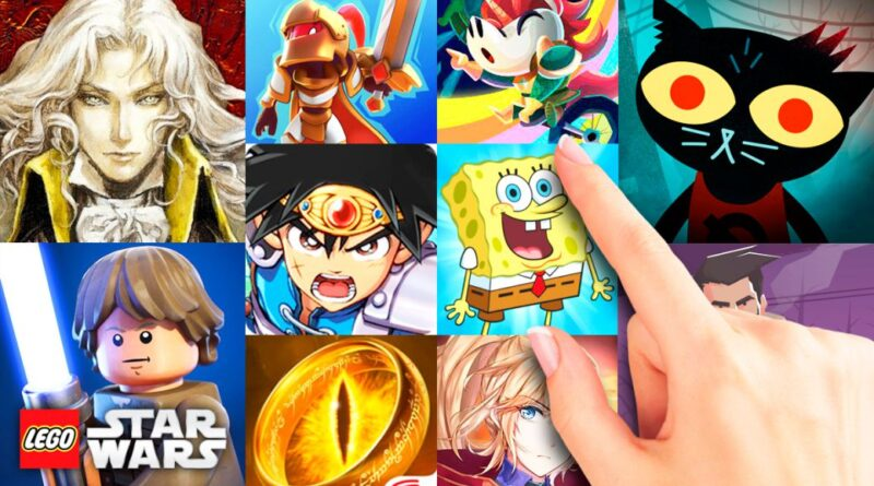 The best games for iOS and Android smartphones of September 2021