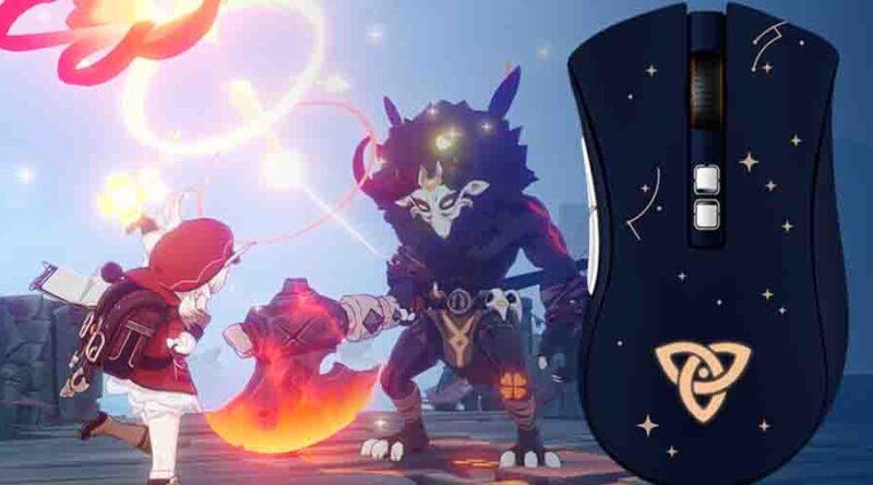 Genshin Impact s'associe à Razer pour des équipements de jeu à thème et des produits co-marqués |  Des articles