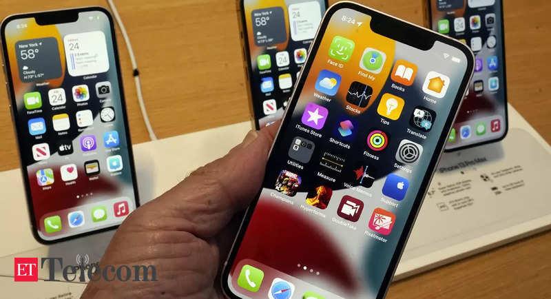 le marché indien des smartphones ultra premium, témoin d'une concurrence intensifiée;  Une croissance de 60 à 80% probablement tirée par Apple, Telecom News, ET Telecom