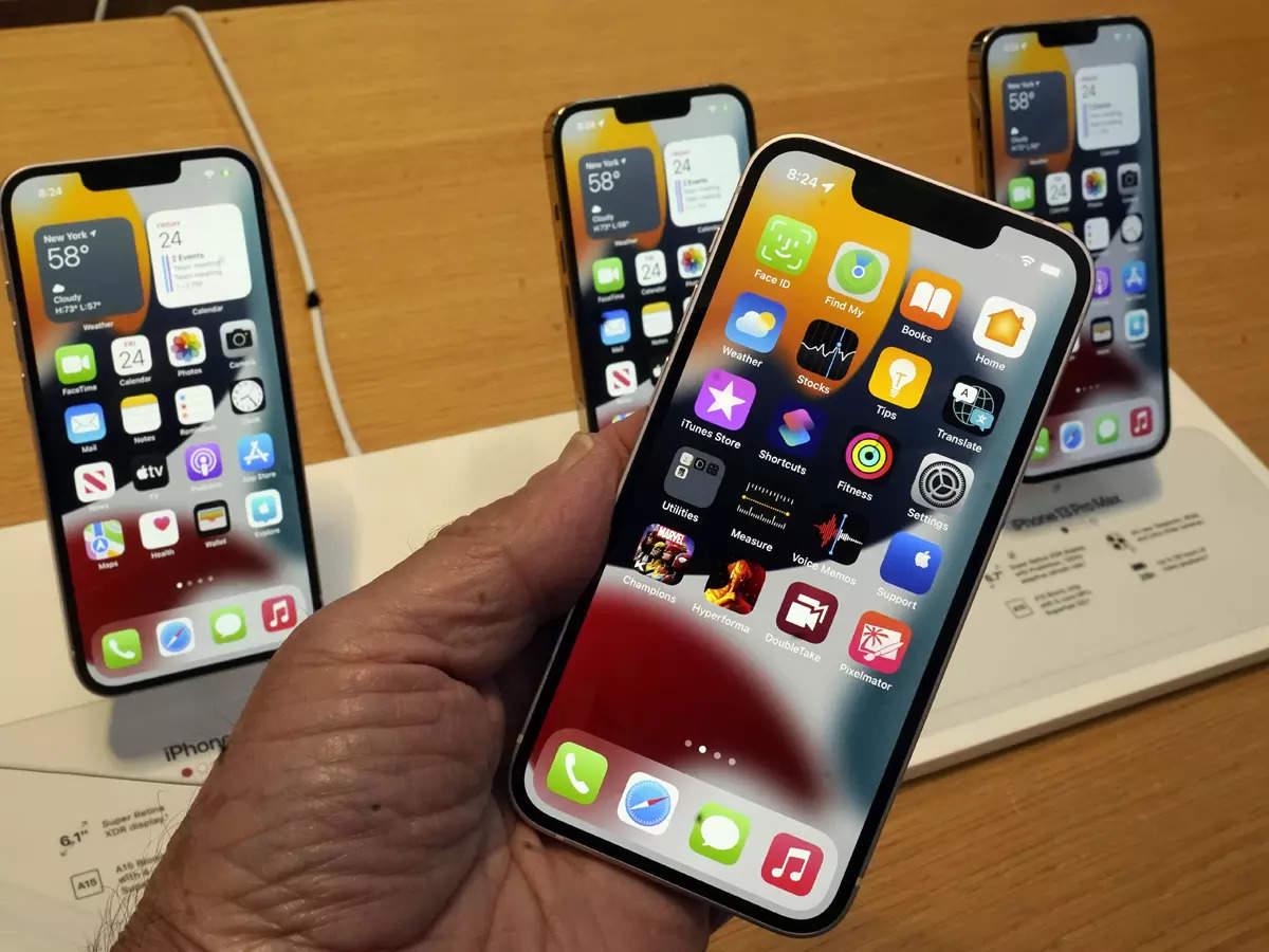 le marché indien des smartphones ultra premium, témoin d'une concurrence intensifiée;  Une croissance de 60 à 80% probablement tirée par Apple